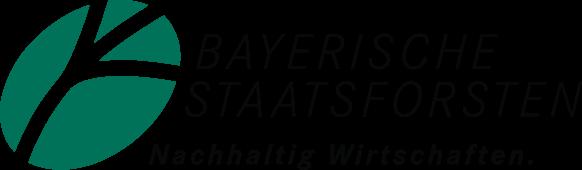 Logo Bayerisches Staatsforsten