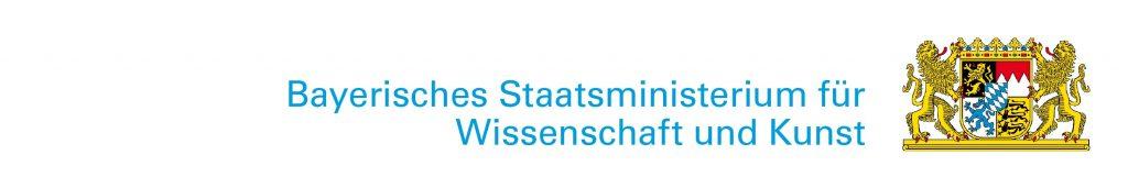 Logo Bayerisches Staatsministerium für Wissenschaft und Kunst