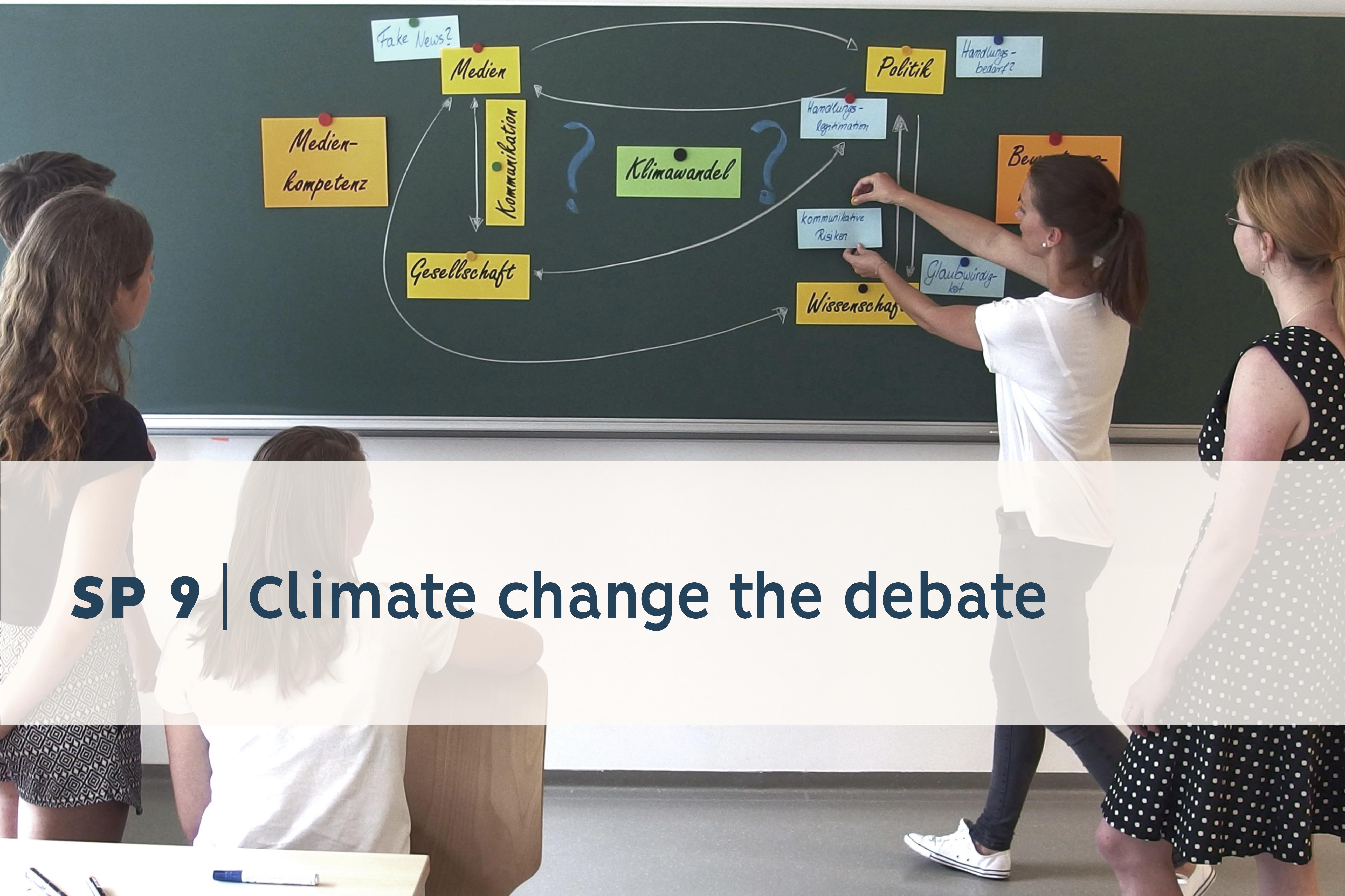 Klimawandel im Dialog