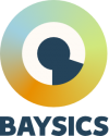 BAYSICS Logo Schrift